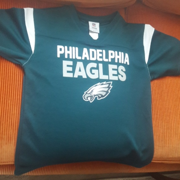 Boys Philadelphia eagles NFL Jersey 2a470282823e